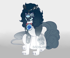 Fuu Ghost - Auction closed by Sadbloom
