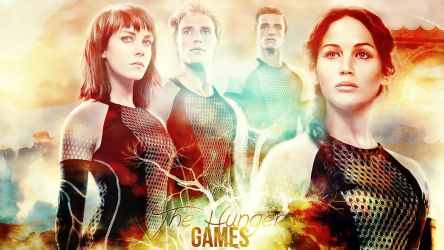 The Hunger Games by AlinaCarrie