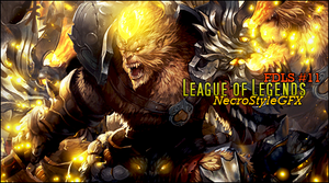 League Of Legends by ByNecroDesign