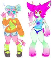 adoptables again closed by tesazombie