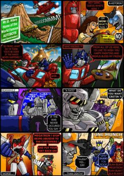 Transformers: Speculation by botmaster2005