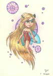 Art Trade - Fairy by Arpiniko