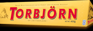 Toblerone by kmlkmljkl