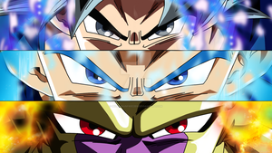 THE TRINITY TORNEO DE PODER - TOURNAMENT OF POWER by IndominusFreezer