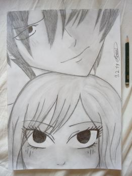 gruvia. by deathdreamerx3