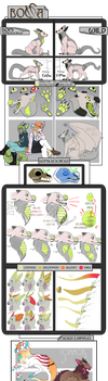 Bodja 2k16 Dragon Species (OPEN) [OUTDATED] by Maro-King