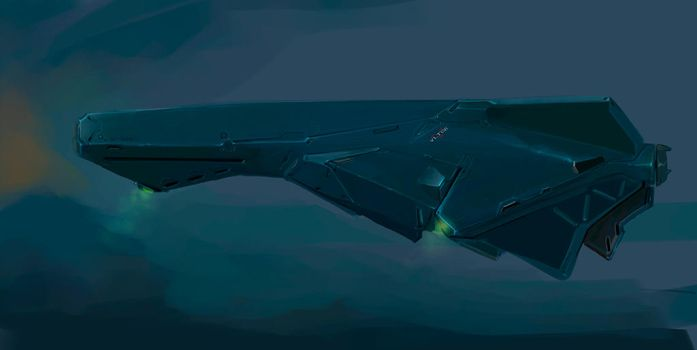 Submersible by TD-Vice
