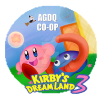 AGDQ-KIrby DremaLand 3 by gee-sketchbook