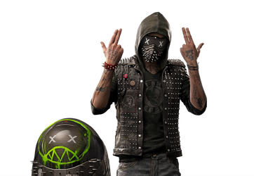 Watch Dogs 2 Wrench  by y466785044