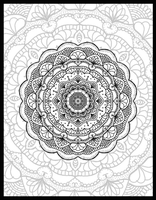 Mandala series06 by Marce3