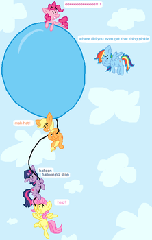 [NTG5] Up, Up, and Away! by Fuzzlepuzzle