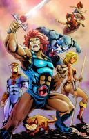 Thundercats!! by WiL-Woods