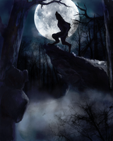 5.werewolf by froxtain