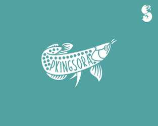 PkingSora-Logo by whitefoxdesigns