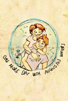 One more day by NANCOULINI