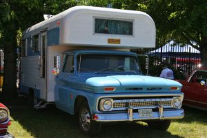 Classic Camper by indigohippie