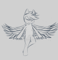 A sketch, will probably finish later on by lloyd190