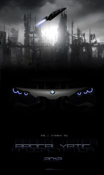 ''BMW APOCALYPTIC'' coming in 2012 by ALIDESING