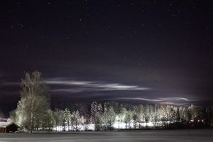 Magic on the sky by JuhaniViitanen