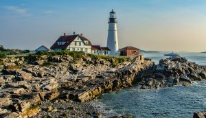 Portland Head Light by jjcpix