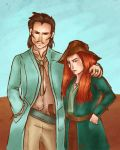 Jack and Bonny by Laudanum-LDC