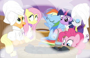 Never Skip Spa Day by dm29
