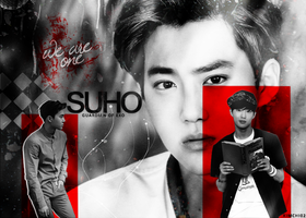 Suho by WooYa88