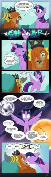 MLP Comic: Party Pooped alternate ending by Didj