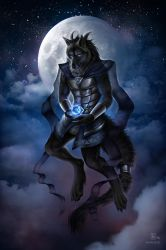 Keeper Of Equilibrium by Nimrais
