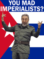 Castro Owns The Empire by Party9999999