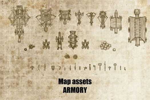 Armory by gogots