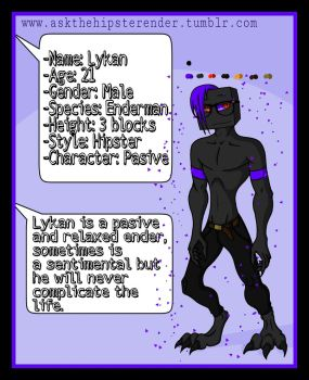 Lykan Enderman by evgmex98