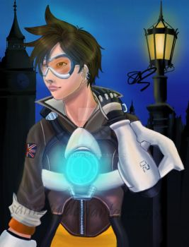 Tracer by sam241