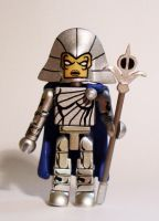 Lilandra of the Shi'ar Custom Minimate by luke314pi