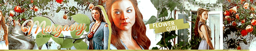 Margaery Banner by ButterflyAandy