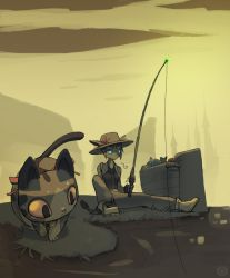 The fishing trip by ToqaKrachy