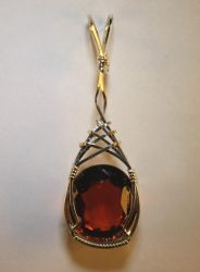 21.83ct Madeira Pendant by skezzcrom