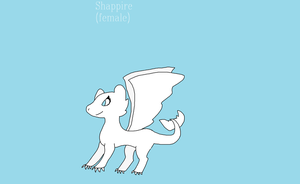Shappire by puppybluez