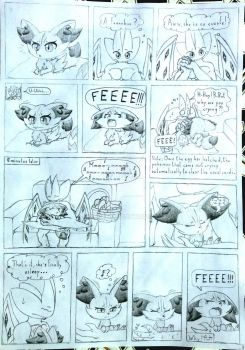 Happy Easter (page 3) by Exenne
