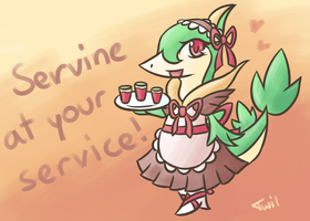 Servine - Ready to Serve