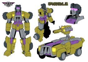 SoD Swindle - War Within model sheet by Tf-SeedsOfDeception