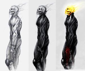 ghost rider wip by suspension99