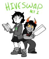 Hiveswap - Act 1 by pixdoodles