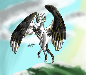 [Meadowrunner] Artfight #2 by Storm-berry