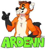 :CO: Ardenn badge by wagstail