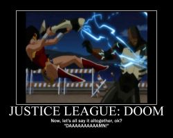 Motivation - Justice League Doom by Songue
