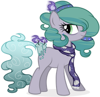 Scented Pony: Petrichor by P-B-Jay