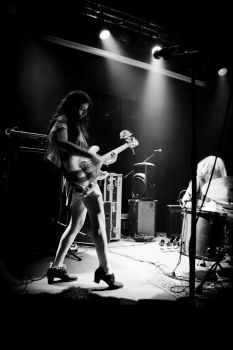 The Entrance Band by embryochrome