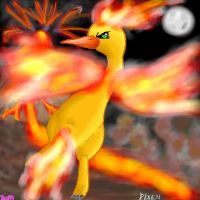 Moltres by PipeDreamNo20
