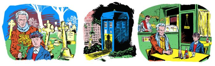 Dr. Who Fannual by fresian-cat